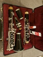 Selmer CL300 Bb Clarinet New Pads and Play Ready!