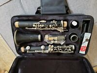 Evette Buffet Crampon Wood Clarinet Master Model D40373 With New Case