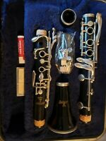 Selmer 1400 Bb Clarinet New Pads and Play Ready! New Mouthpiece
