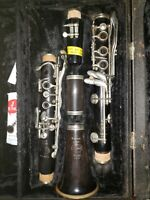 Selmer Signet Special 100 Bb wood clarinet refurbished and band ready