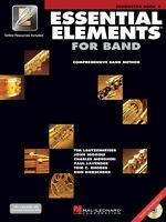 Essential Elements for Band Book 2 Conductor Book and CD NEW 000862587