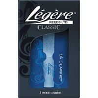 Legere Reeds Bb Clarinet Reed Strength 2