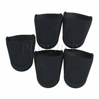 5x Rubber Saxophone Mouthpiece Cap for Clarinet and Alto Tenor Saxophone
