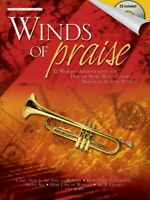 Winds of Praise for Trumpet or Clarinet Book and CD NEW 035025936