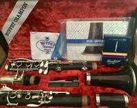 [Inspected All pads exchanged] Buffet Crampon E13 clarinet Bb used in Japan