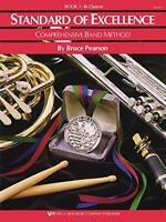 Standard of Excellence Bb Clarinet Book 1 #W21CL NEW!