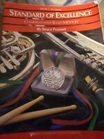 Standard of Excellence B-Flat Clarinet Music  Book 1 Band Method  B7
