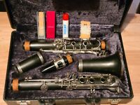Student Bb CLARINET / Armstrong Brand w/ student package / Ready to Play!