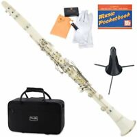 Mendini by Cecillio Bb Clarinet - Woodwind Band & Orchestra Musical Instruments