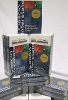 Cascio Clarinet cleaning instruction videos, VHS tapes, quantity of 19