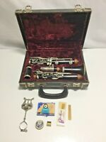 Vintage La Sete Clarinet Made in Germany With Case