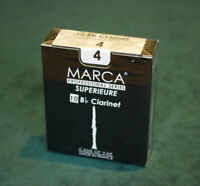 Marca Professional Series 'Superieure' Bb Clarinet Reeds