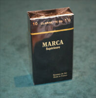 Marca 'Superieure' Bb Clarinet Reeds