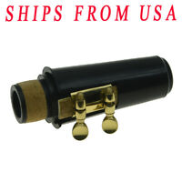 Bb Clarinet Mouthpiece Kit w/ Ligature,one Reed and Plastic Cap,various color