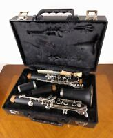 Artley 17S Clarinet with Case USA Marching Band Music Woodwind Instrument Prop
