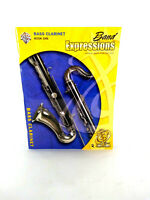 Alfred Publishing Co. Band Expressions Book One  - Bass Clarinet - With CD