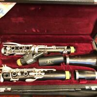 Buffet Crampon B Clarinet R-13 with case Good condition