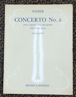 Concerto No. 2 🎵 | For Clarinet & Orchestra ✔️| By Eric Simon | 31 Pages | 🎵 |