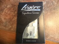 Legere Signature Series Bass Clarinet 1.5 Reed