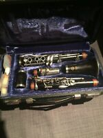 SELMER (Paris) SERIES 10G CLARINET. Excellent Condition
