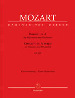 Concerto for Clarinet and Orchestra A major, KV 622