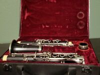 Buffet & Crampon Evette (E11) French Bb Clarinet (Overhauled)