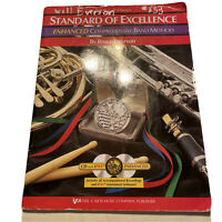 Standard of Excellence Book 1 Clarinet Bruce Pearson Band Method Book