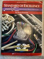 NEW BOOK - Standard of Excellence - Clarinet - Book 1