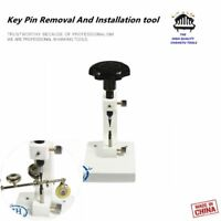 Wind instrument Saxophone flute clarinet Key Pin Removal And Installation repair