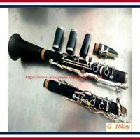 Clarinet - Professional Performer G tune clarinet Composite wood Good material g