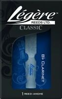 Legere BB300 Single 3.0 Strength Synthetic Bb Clarinet Reed
