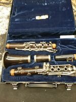 BUFFET E-12  CLARINET Bb  COMPLETLEY RECONDITIONED GUARANTEED ONE YEAR