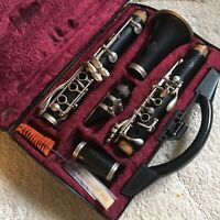 Buffet Clarinet B12 Made In Germany
