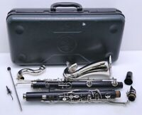 Yamaha 221 Bass Clarinet w/ Hard Case - Excellent Condition