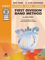 First Division Band Method Part 3