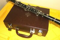 ** Genuine Buffet E11 Bb clarinet, all new pads, ready to play! YouTube Demo