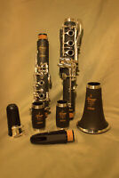 Cannonball Zeloso B-Flat Student Clarinet <CZ-ABS/S> (PID 0329)