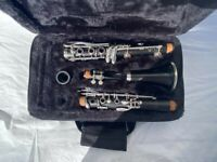 buffet clarinet c12 wood, complete  overhaul, Professional