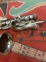 LEBLANC  BASS CLARINET WOOD COMPLETLY RECONDITIONED