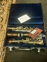 BUFFET R -13  CLARINET Bb  COMPLETLEY RECONDITIONED GUARANTEED ONE YEAR