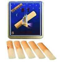 Alexander Reeds New York Clarinet Reeds Tin of 5, Strength 2  Made in France
