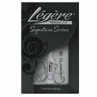 Legere Reeds Signature Series Bb Clarinet Reed Strength 2.75 L201107