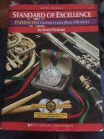 Standard of Excellence ENHANCED: Clarinet - Book 1 w/ Online Media PW21CL