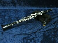 Bundy Resonite Bb Plastic Clarinet Ser#858525 Student Package with a Mouthpiece