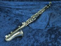 Selmer Depose Series 9 Wood Alto Clarinet Ser#T7002 Plays Great with Mouthpiece!