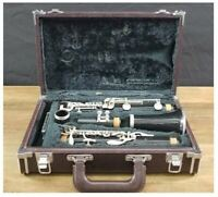 Yamaha YCL-24II clarinet with case and mouthpiece, Good condition