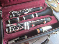 Buffet Crampon R13 Prestige Professional Clarinet Bb Grenadilla Wood