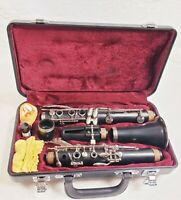 JUPITER CAPITAL EDITION CEC-630 Clarinet with Case, Mouthpiece Cover, and Grease
