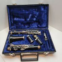Buffet Crampon evette Bb clarinet with case