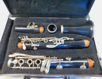 Yamaha YCL-24II clarinet with case and mouthpiece, Very Good condition